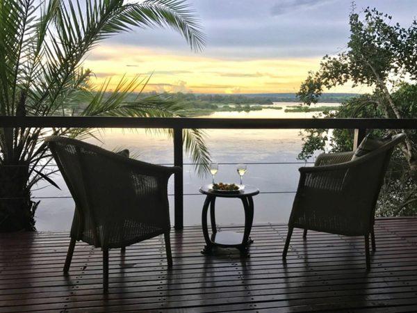 River Club Safari Lodge Deck