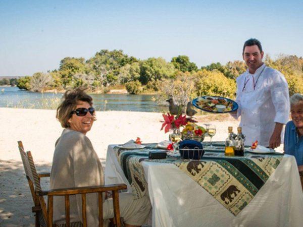 River Club Safari Lodge Dining Experience