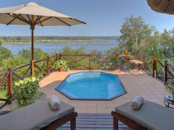 River Club Safari Lodge Luxury River Suites