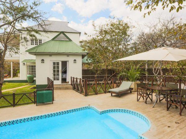 River Club Safari Lodge Pool