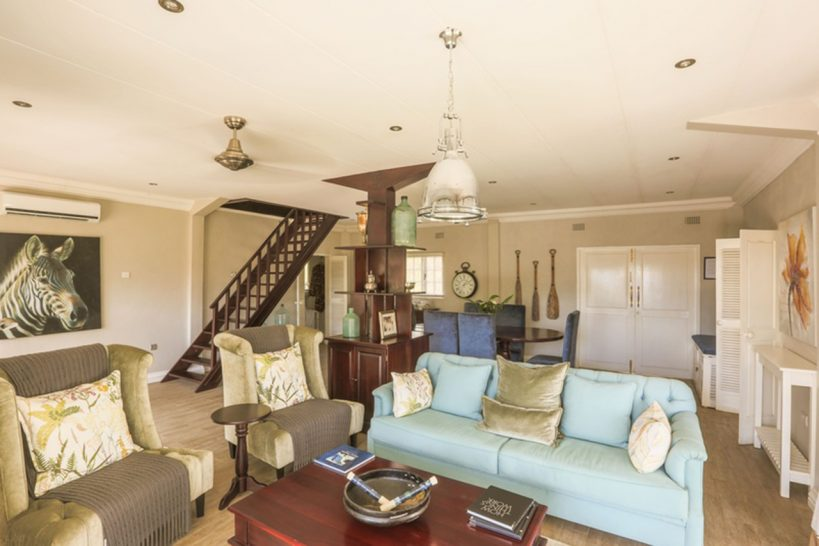River Club Safari Lodge Princess mary suite