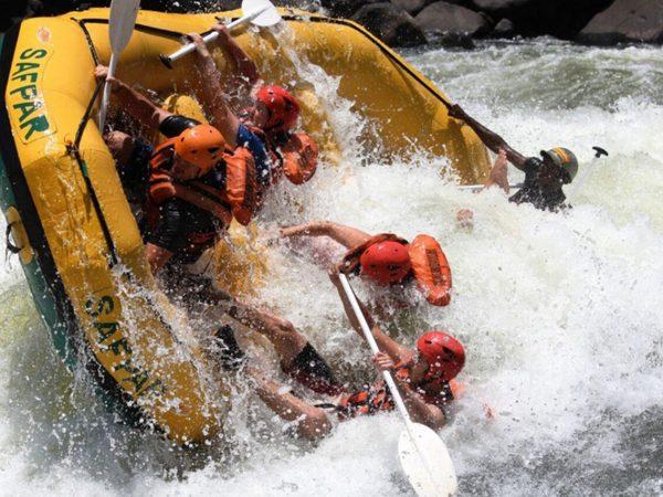 River Club Safari Lodge Rafting
