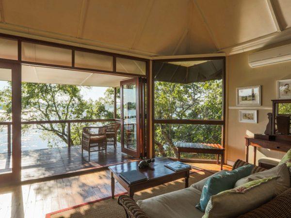 River Club Safari Lodge River Suite