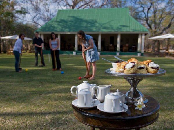 River Club Safari Lodge Tea