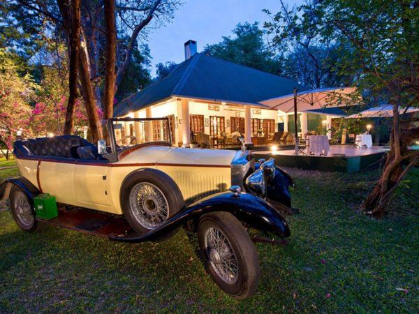 River Club Safari Lodge View