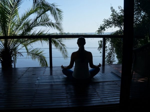 River Club Safari Lodge Yoga