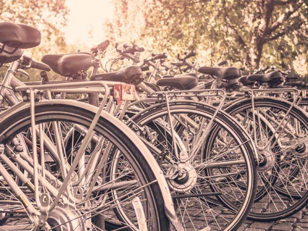 Royal Hotel San Remo Bicycle Lane