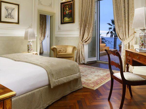Royal Hotel San Remo Executive Suite Sissi