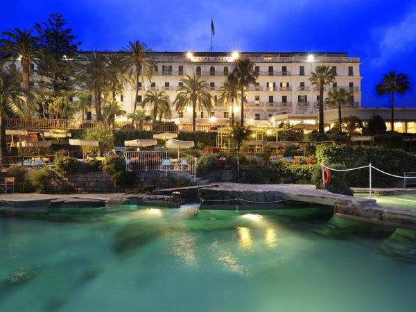 Royal Hotel San Remo Exterior