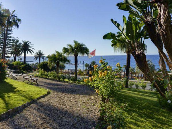Royal Hotel San Remo Ganden View