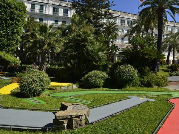 Royal Hotel San Remo Golf