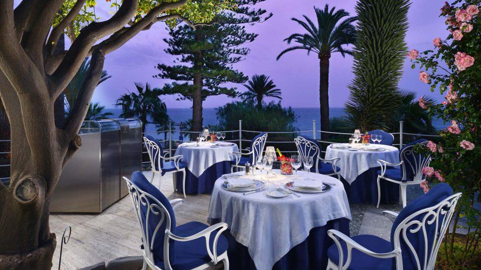 Royal Hotel San Remo Gourmet the Garden
