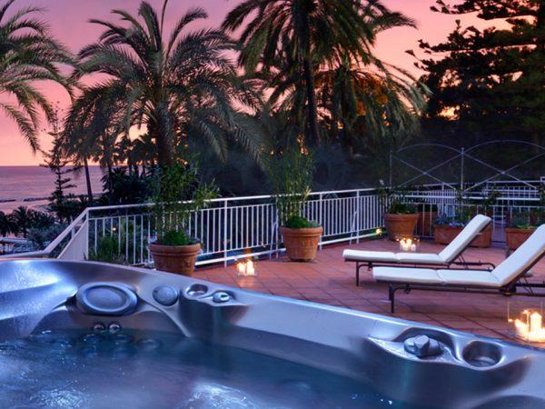Royal Hotel San Remo Hotel View
