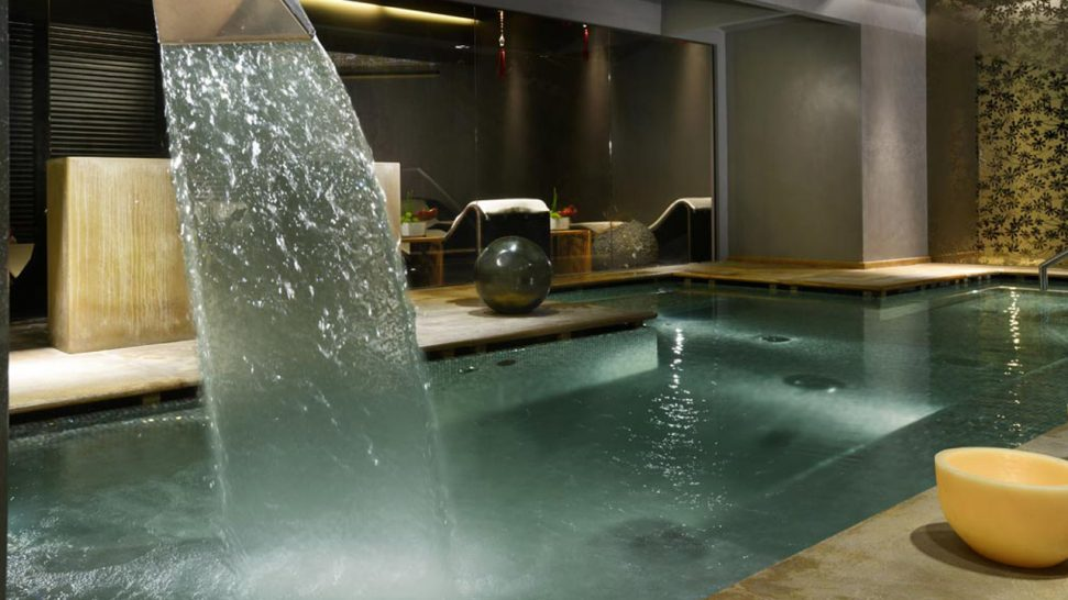 Royal Hotel San Remo Pool