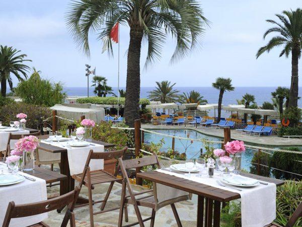 Royal Hotel San Remo View