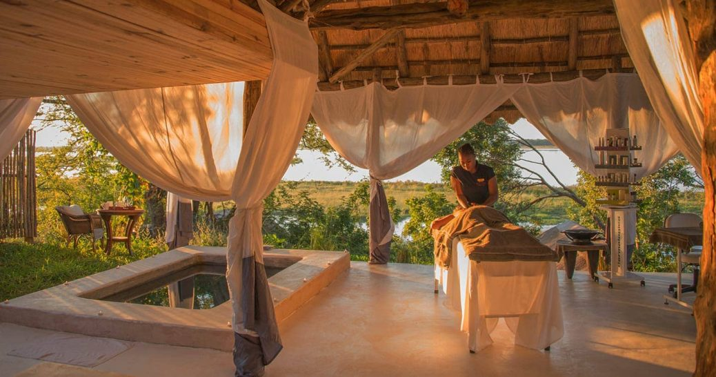Royal Zambezi Lodge Bush Spa