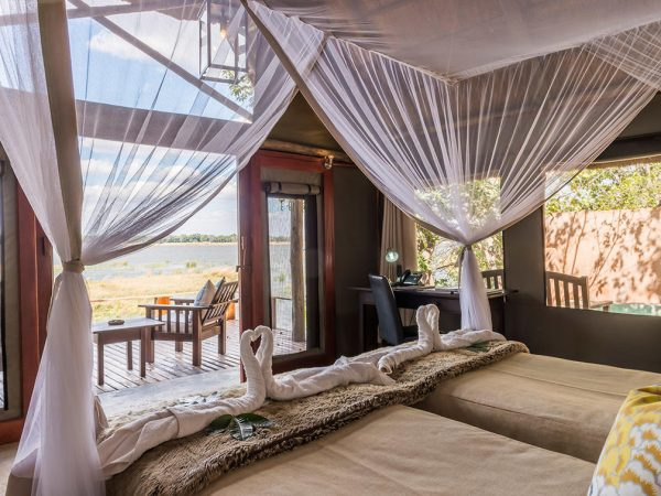 Royal Zambezi Lodge Family Deluxe Suites