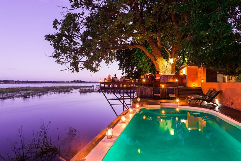 Royal Zambezi Lodge Pool