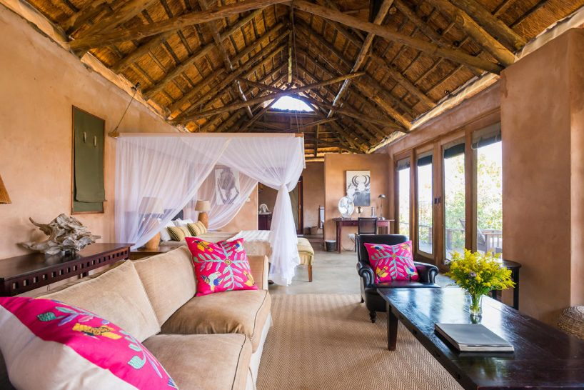 Royal Zambezi Lodge Presidential Suite
