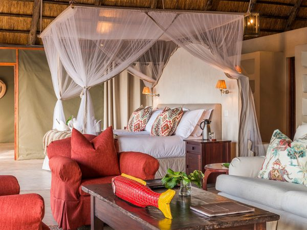 Royal Zambezi Lodge Room