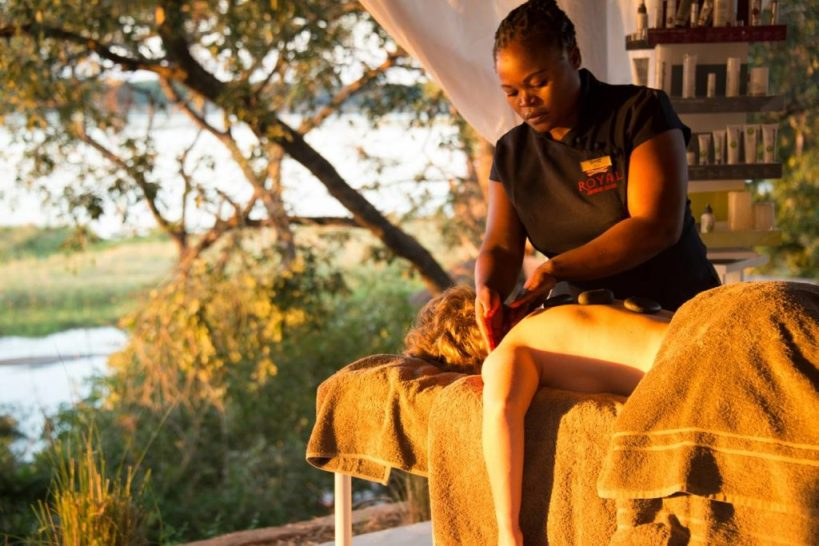 Royal Zambezi Lodge Spa