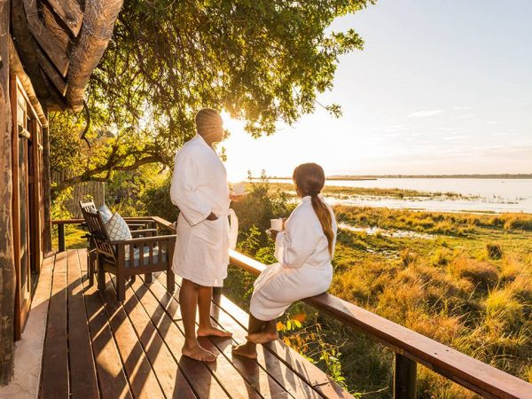 Royal Zambezi Lodge View