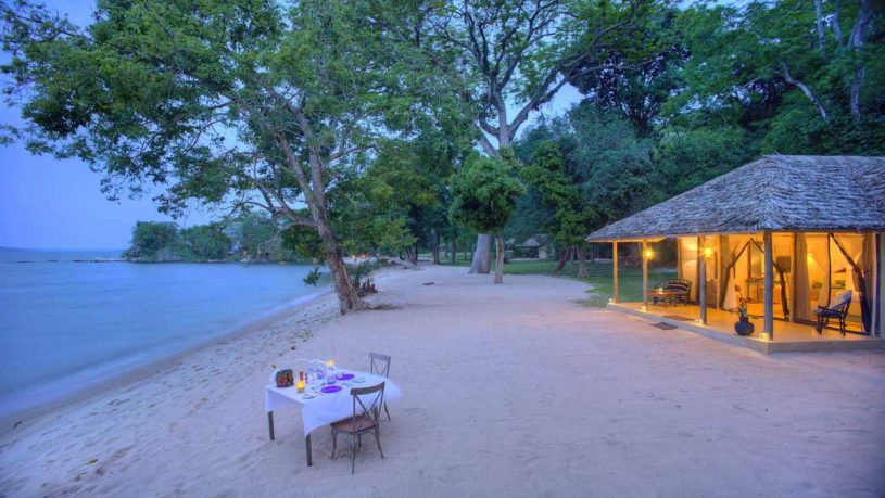 Rubondo Island Camp View