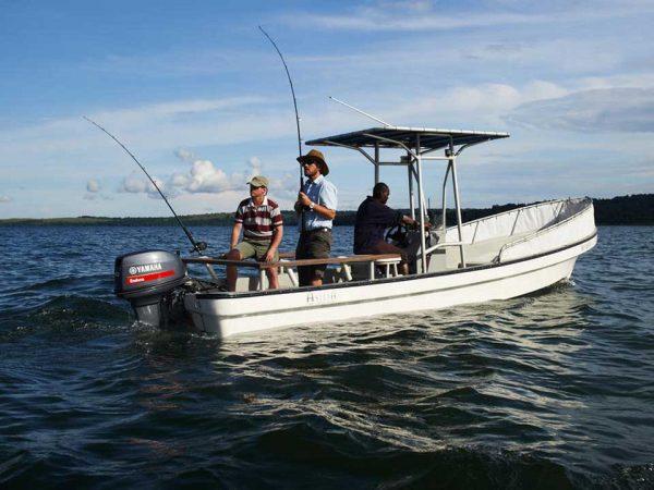 Rubondo Island Fishing