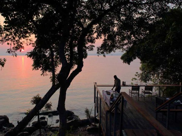Rubondo Island Night View