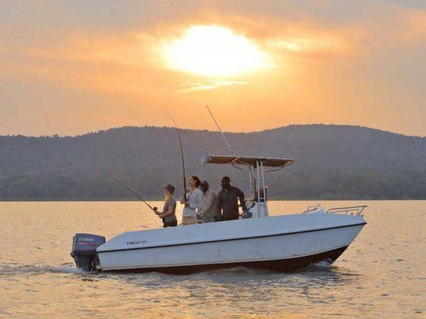Rubondo Island Sunset View