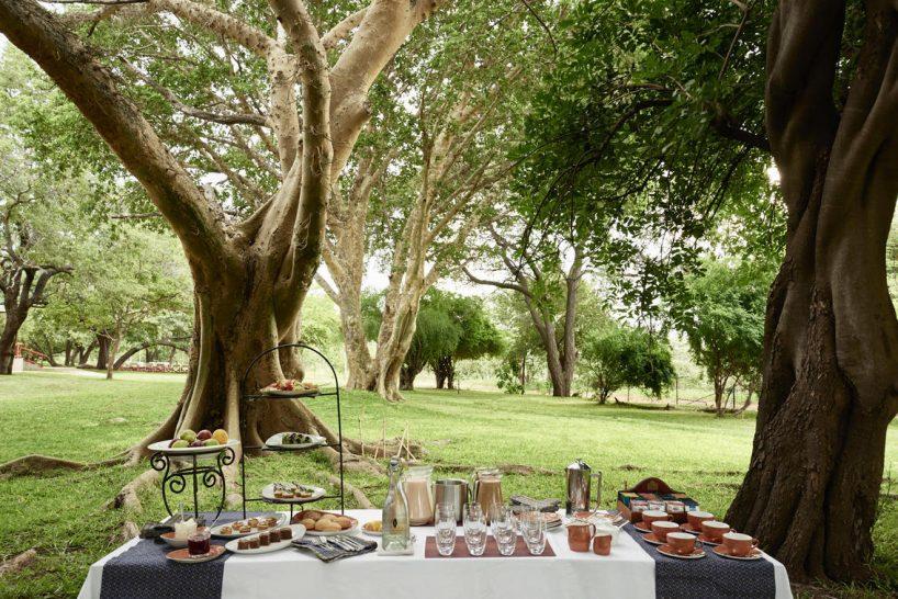 Sanctuary Chobe Chilwero Executive Chef