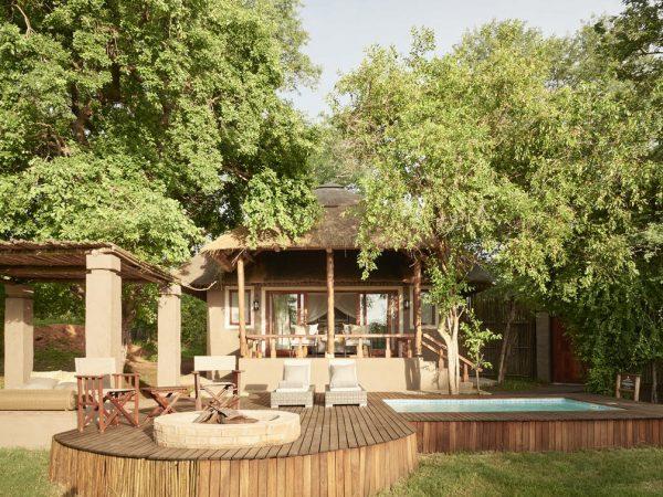 Sanctuary Chobe Chilwero Exterior