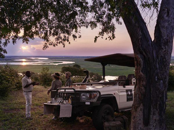 Sanctuary Chobe Chilwero Game Drives