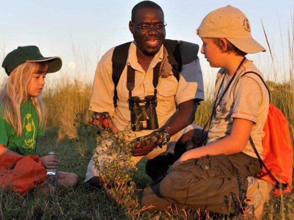 Sanctuary Chobe Chilwero Kids Safari