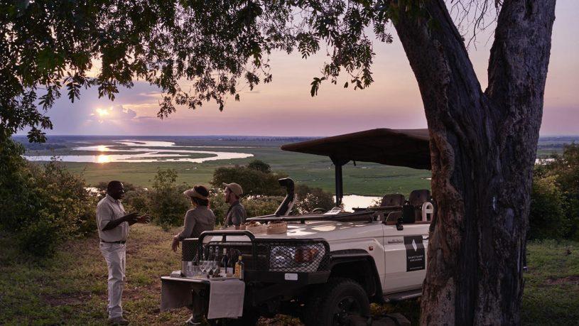 Sanctuary Chobe Chilwero Sunset View