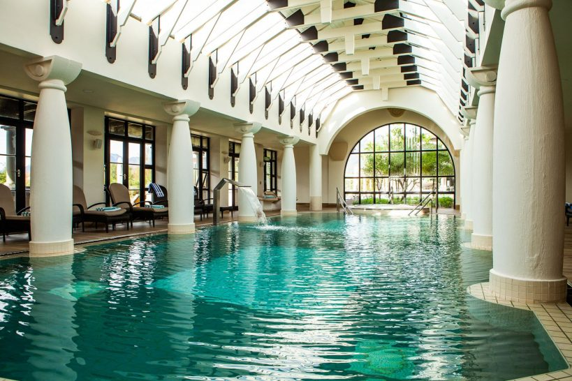 Sante Wellness Retreat & Spa Pool