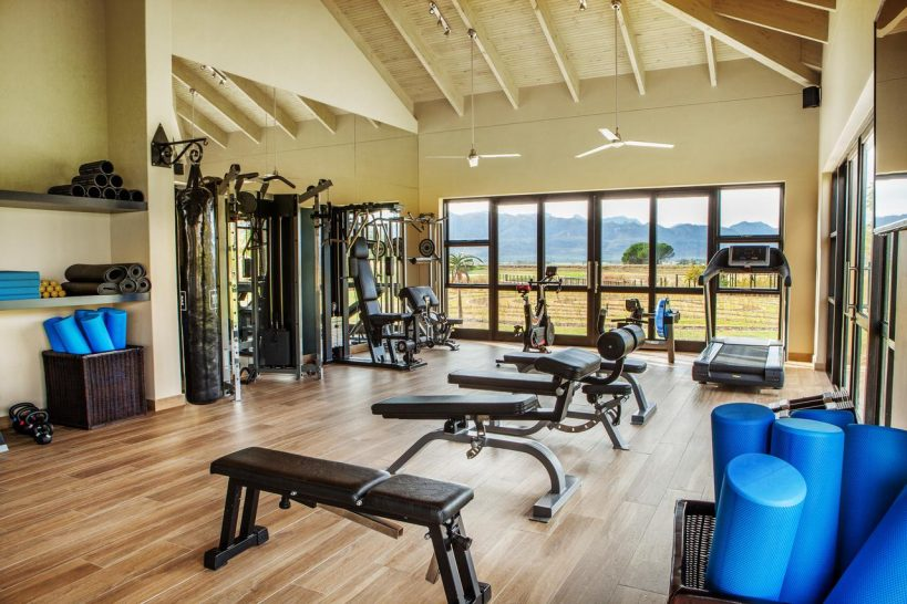 Sante Wellness Retreat and Spa Gym