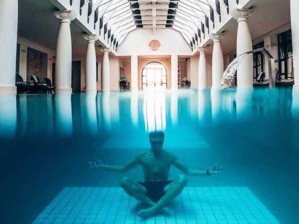 Sante Wellness Retreat and Spa Indoor pool