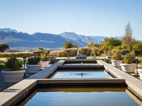 Sante Wellness Retreat and Spa Outdoor Pool