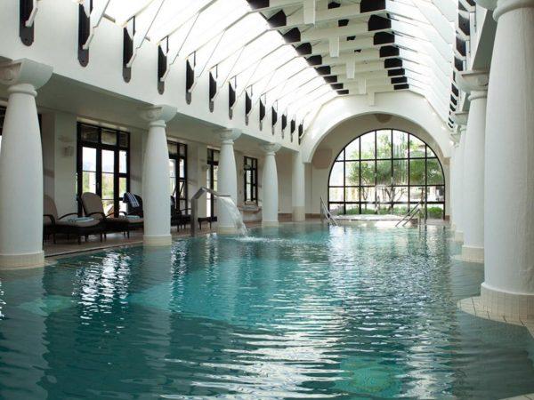 Sante Wellness Retreat and Spa Pool