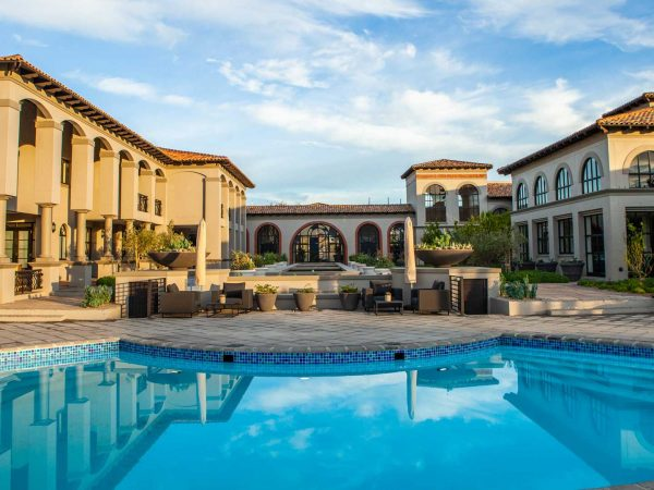 Sante Wellness Retreat and Spa View