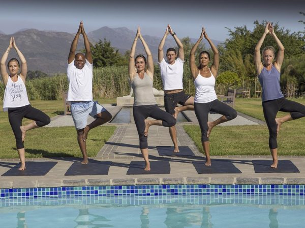 Sante Wellness Retreat and Spa Yoga