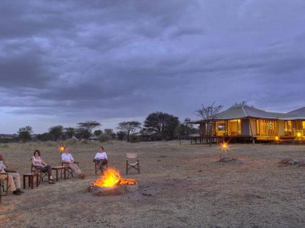Sayari Camp Campfire