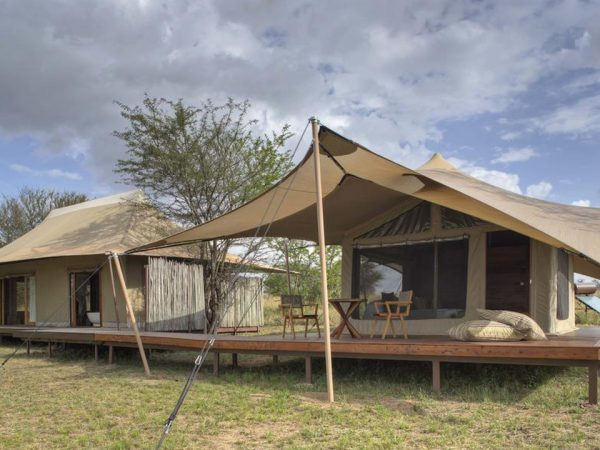 Sayari Camp Exterior View