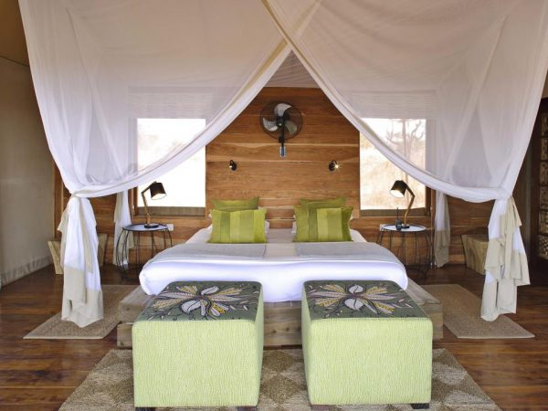 Sayari Camp Guest Tent