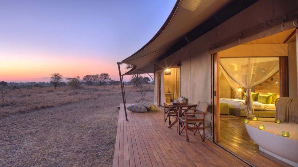 Sayari Camp Honeymoon Tent
