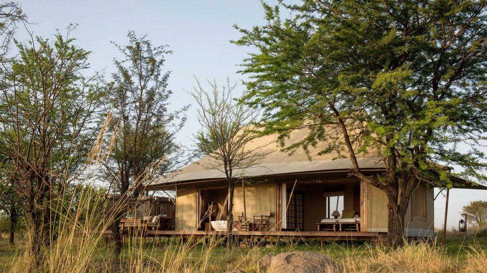 Sayari Camp Serengeti Tent