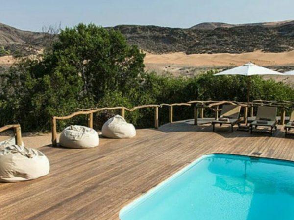 Serra Cafema Camp Pool