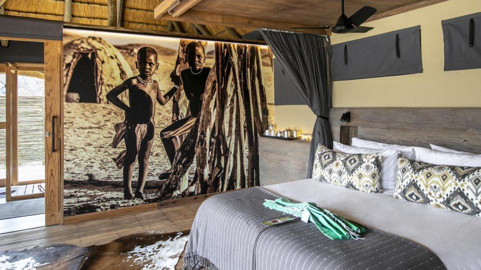 Serra Cafema Camp Standard Tent