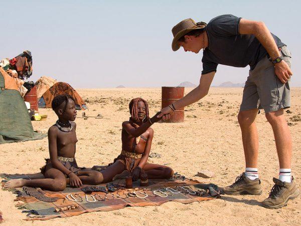 Serra Cafema Camp Visits to a Himba Community